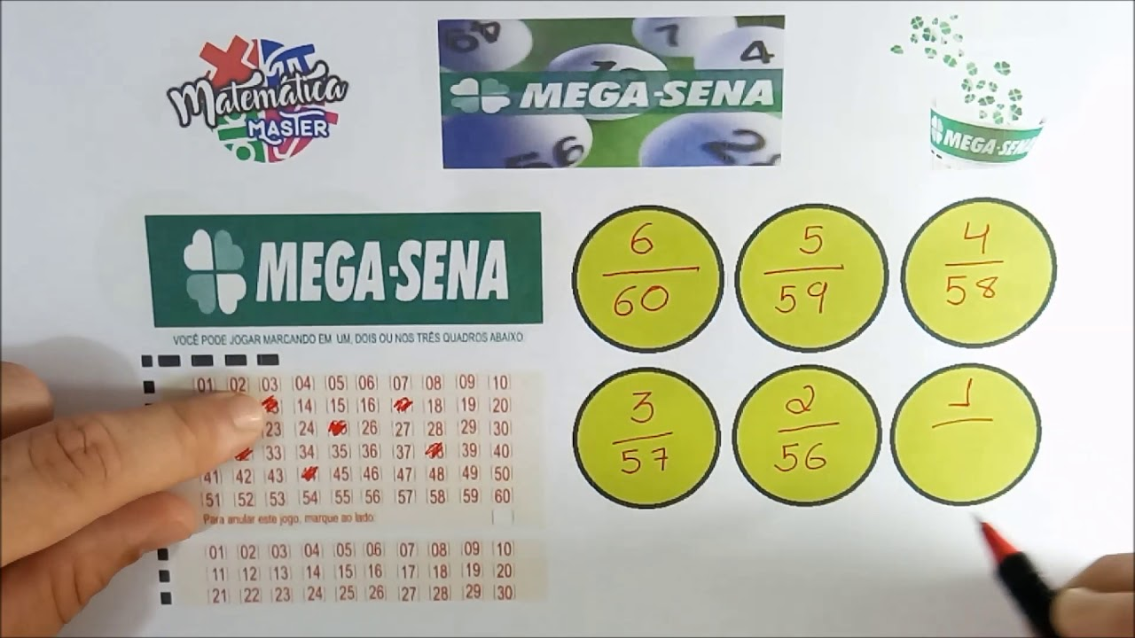 Mega Sena - Como jogar e probabilidades